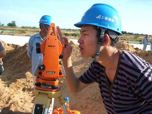 作为一个学习土木工程专业的学生