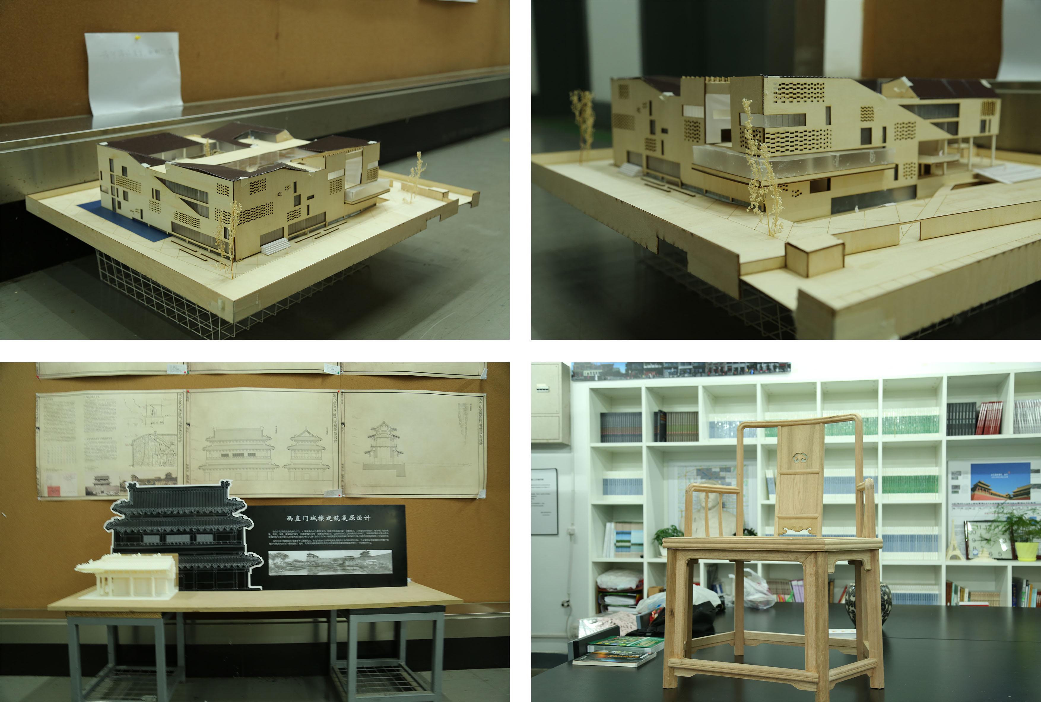 建筑学院举办本科生毕业设计作品评选